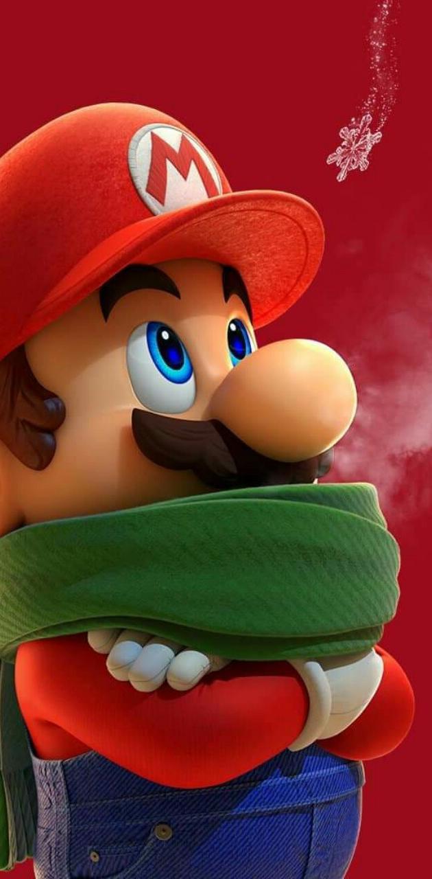 Mario Bros Chrismas