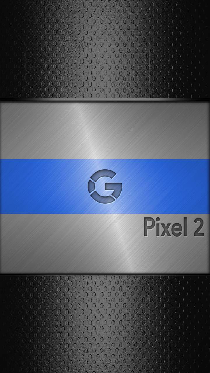 Blue Pixel 2