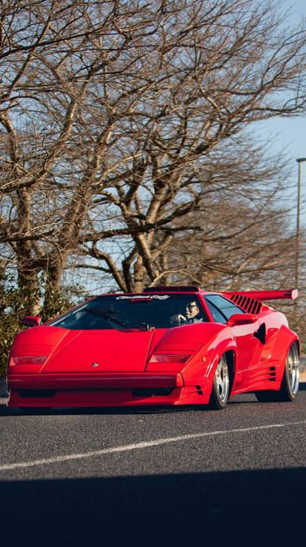 Lamborghini Countach Ringtones And Wallpapers Free By Zedge