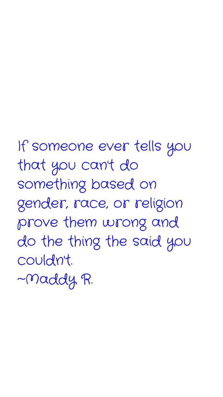 Inspiring Quote