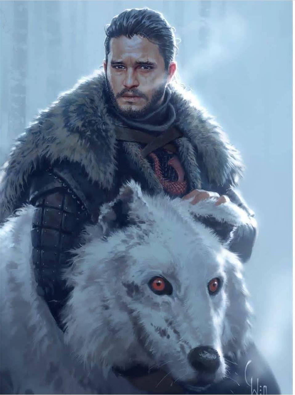 Jon Snow Wallpaper By Beautifulmemory 92 Free On Zedge