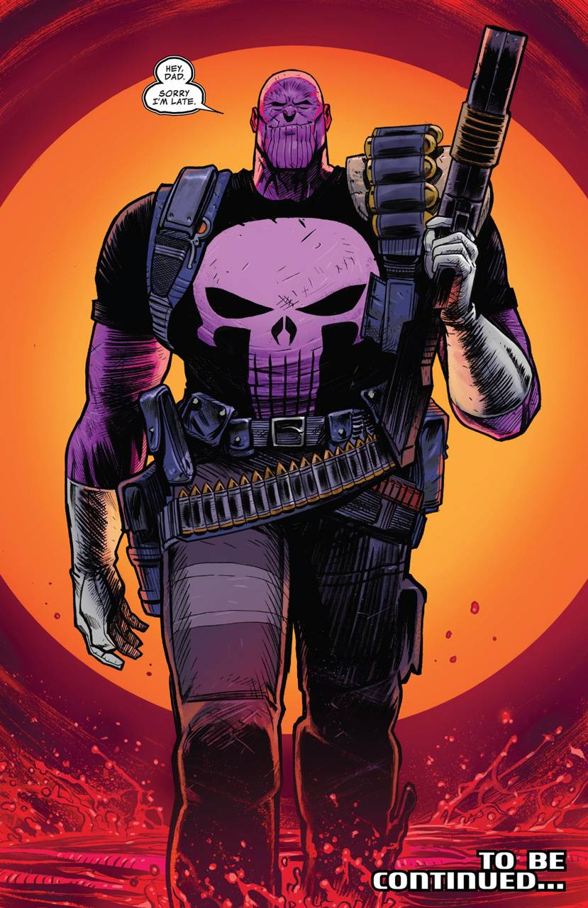Thanos Punisher