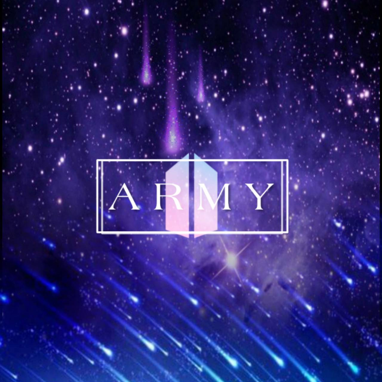 BTS army galaxy wallpaper by GoldenRose0126 - 51 - Free on ZEDGE™