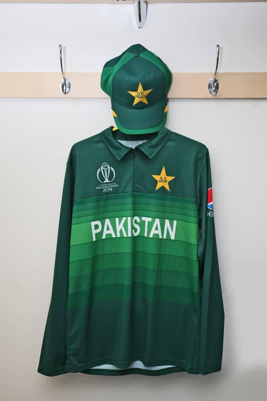 Pakistan CWC19 kit
