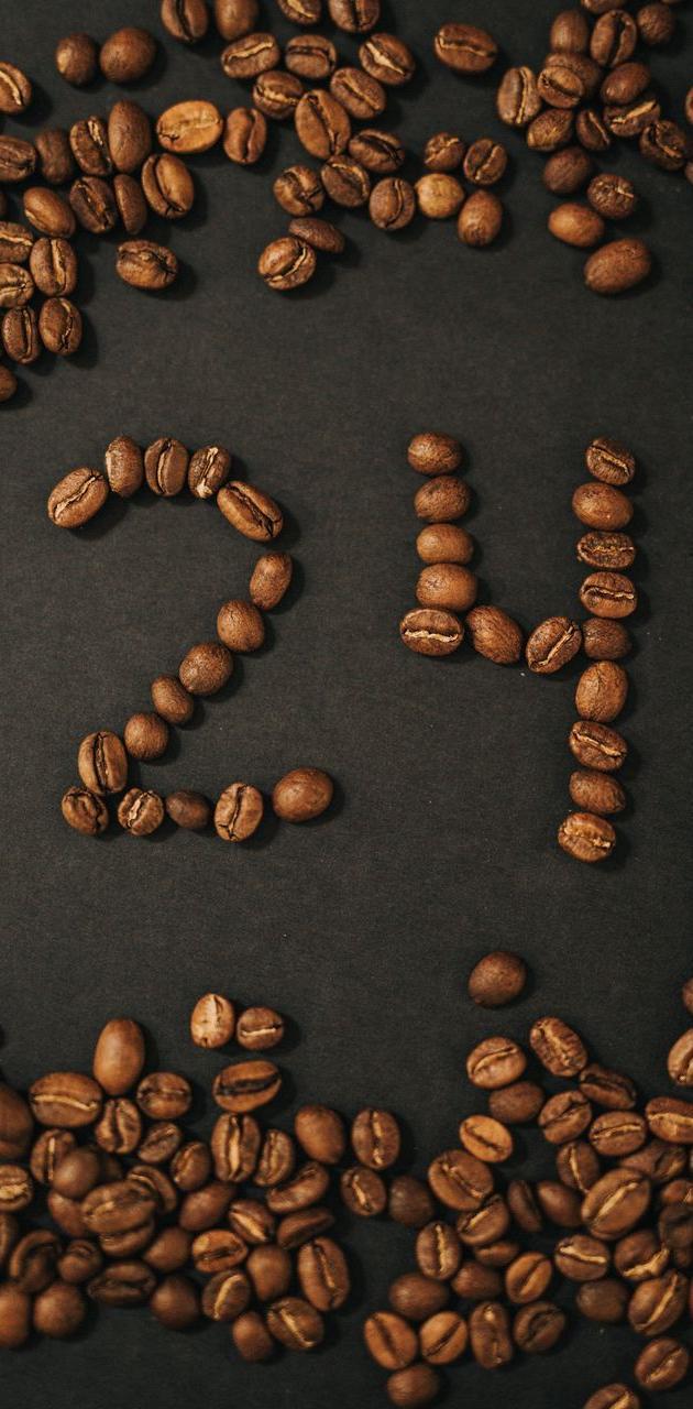 24 hours of coffee