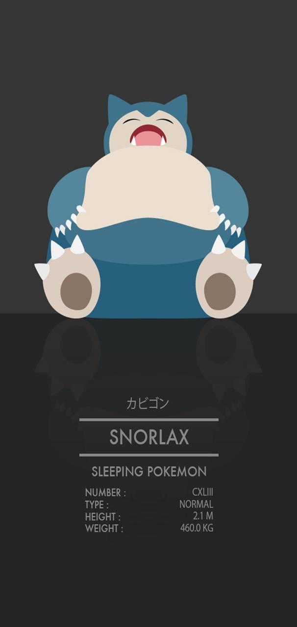 Snorlax Stats