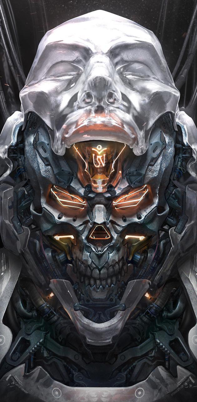 Skeleton Machine