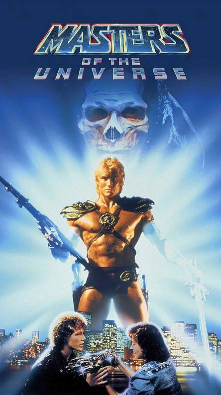 Masters the Universe