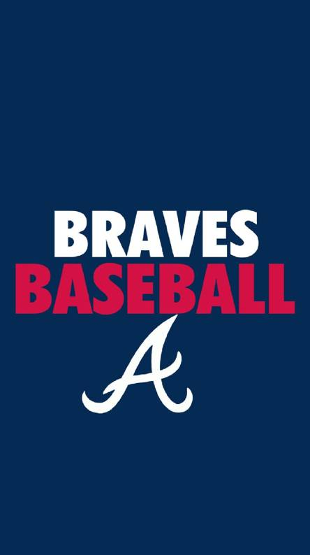 Atlanta Braves Iphone Wallpaper Zendha