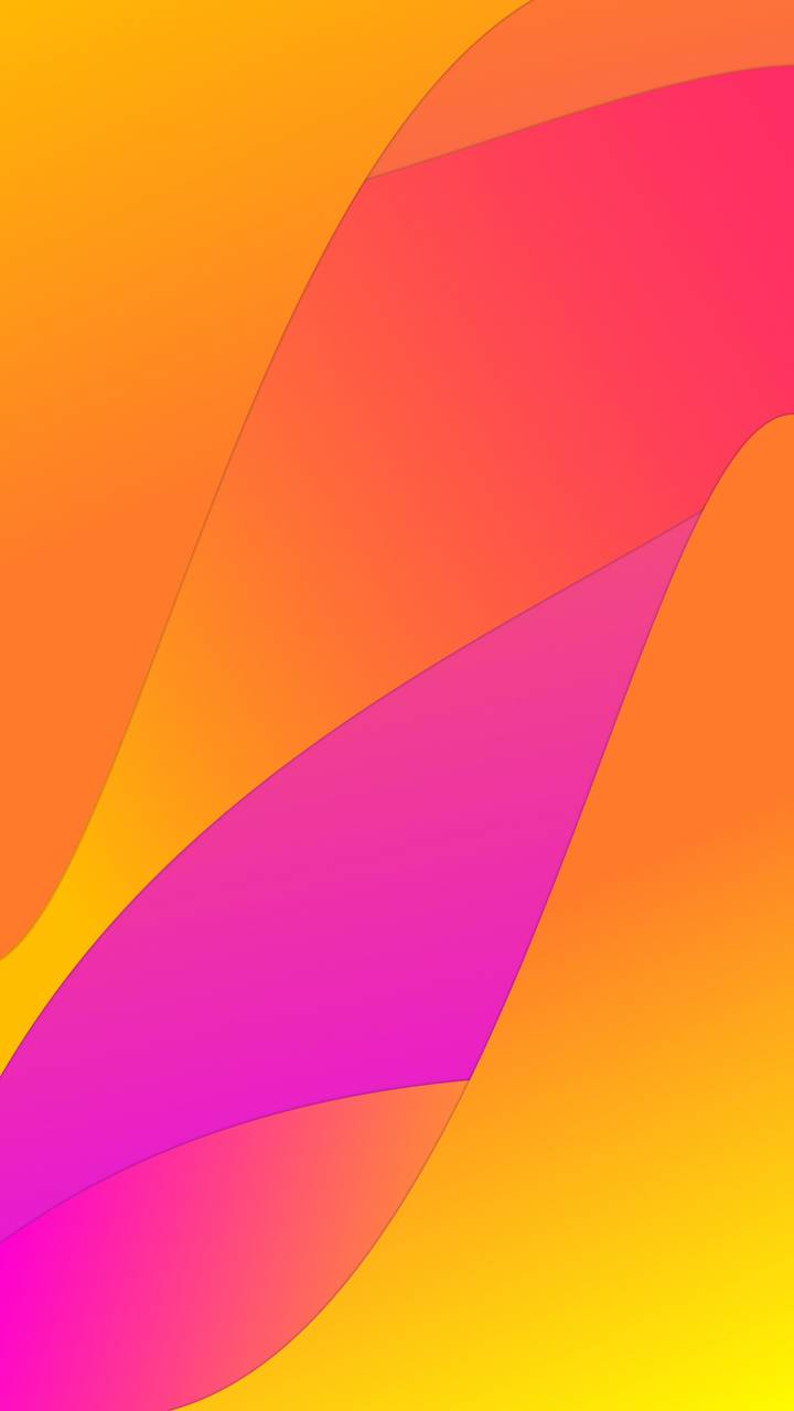 Abstract Peaches