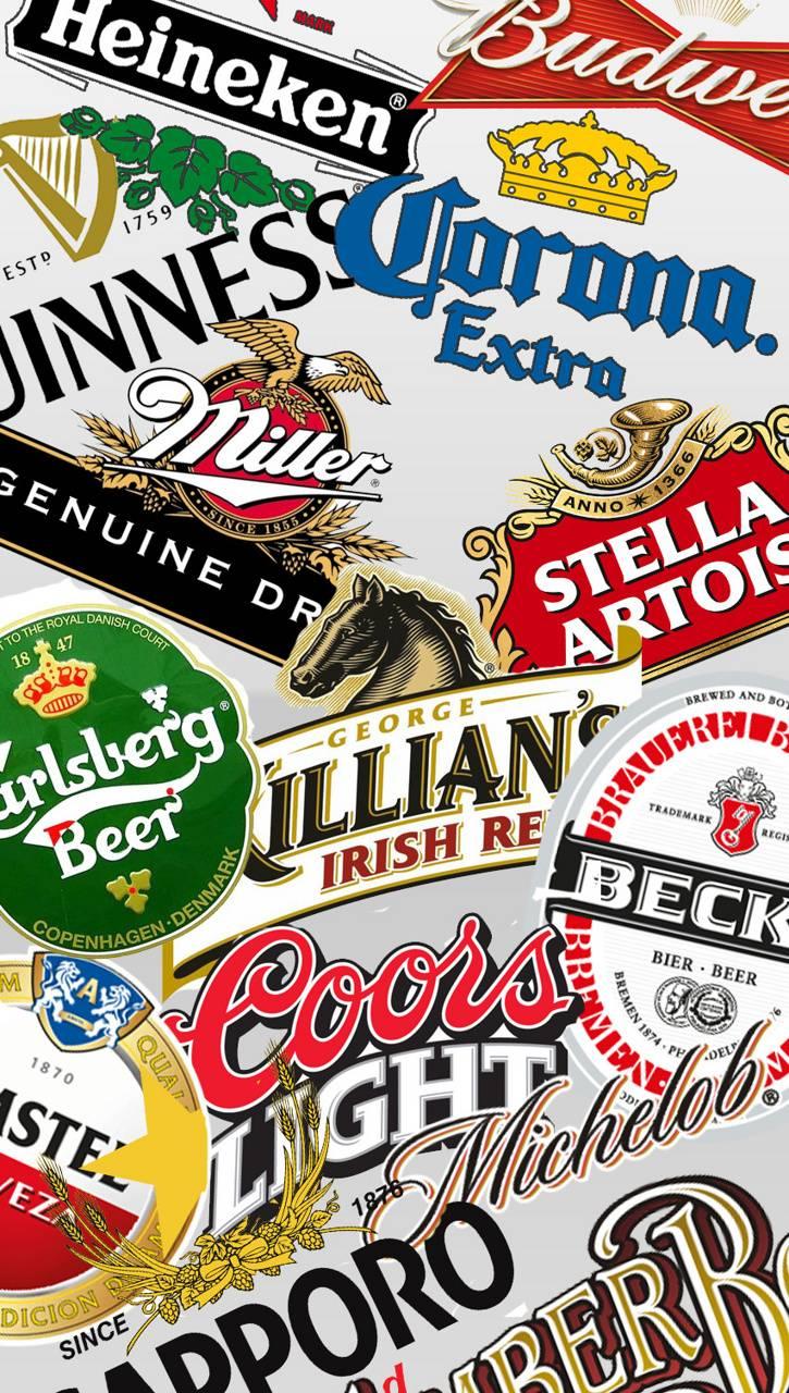 beer logos