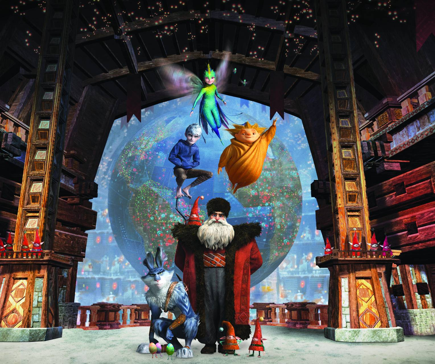 Rise of theGuardians