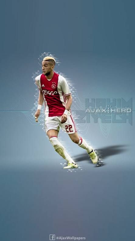 Ziyech Ajax Hero
