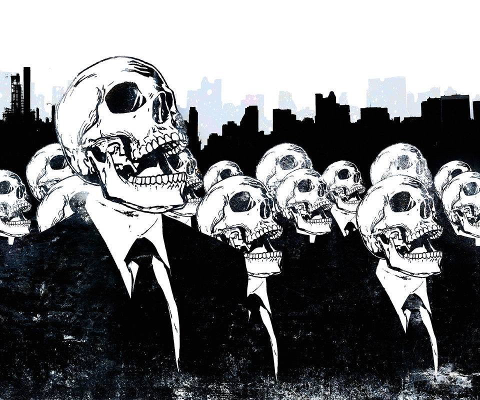 Wallstreet Skeletons