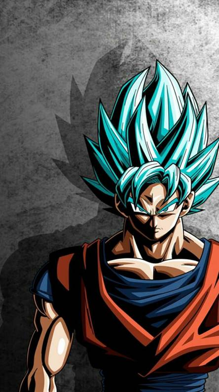 Goku Blue Wallpapers Free By Zedge