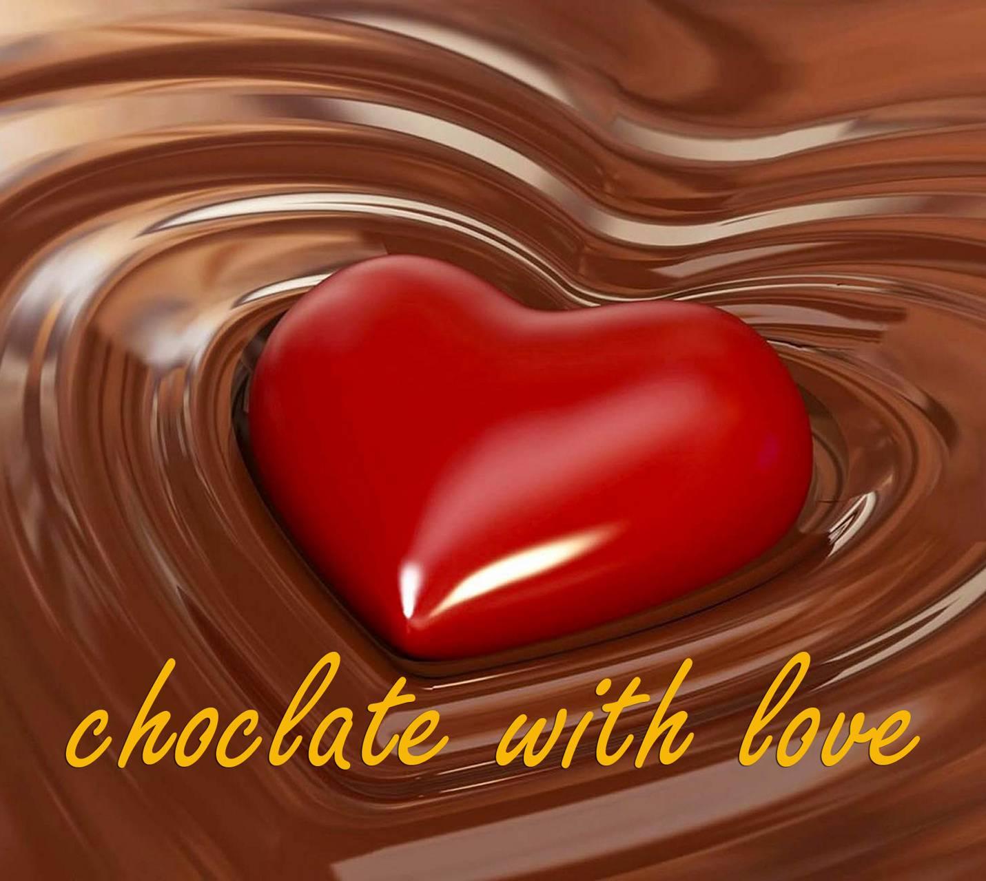 Chocolate With Love
