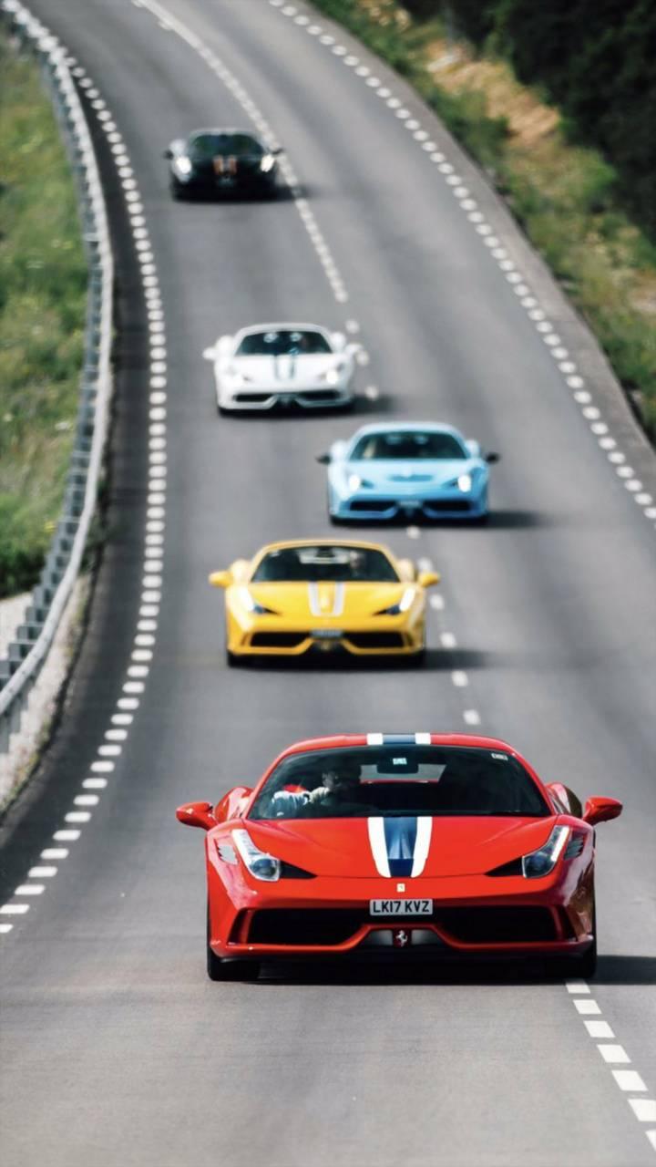 Fleet of Ferrari