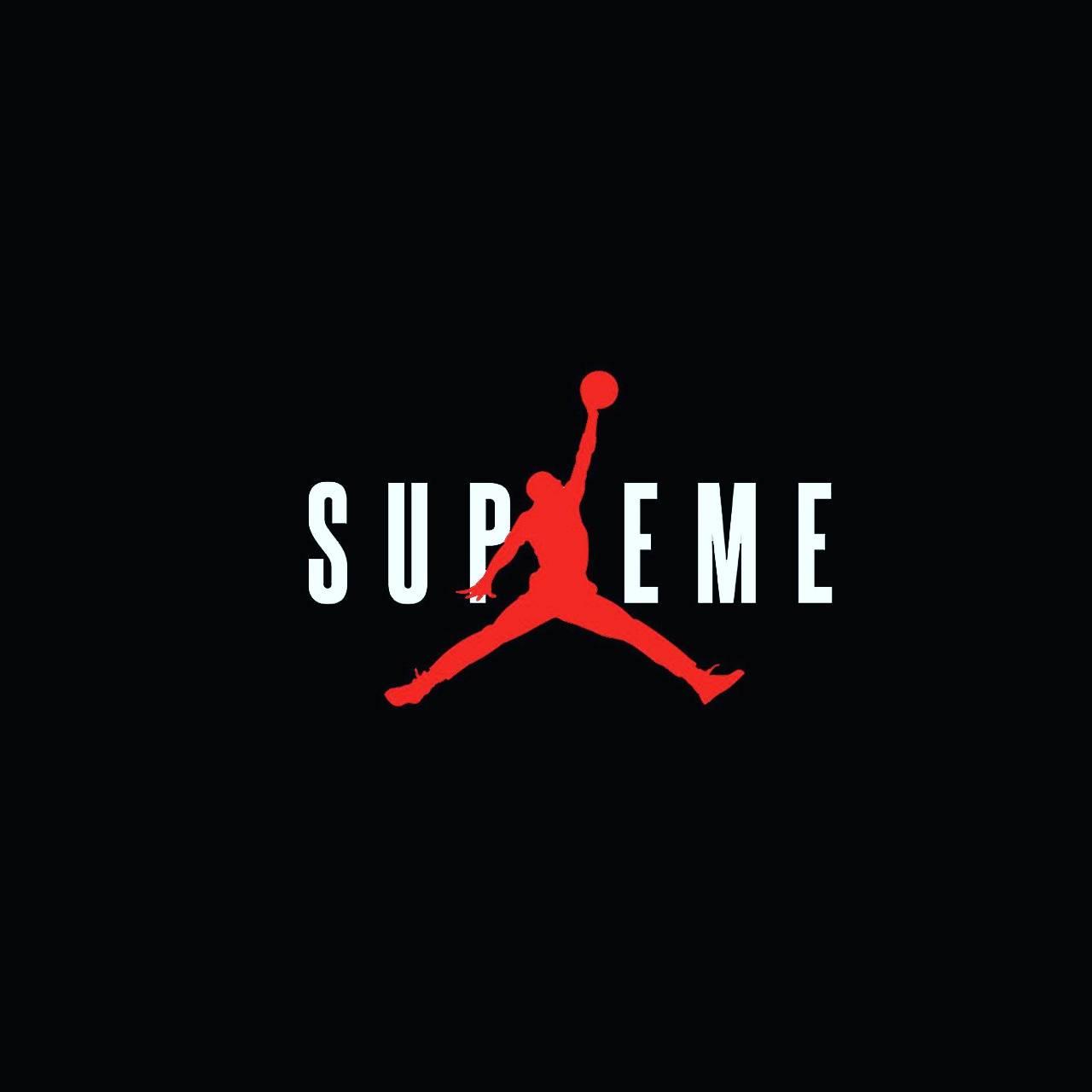 Supreme and jordan