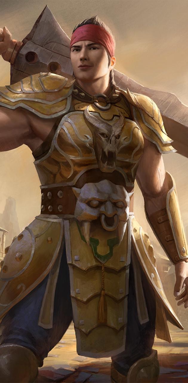 Metin2 - Warrior