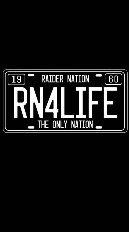 Raider Nation 4 life