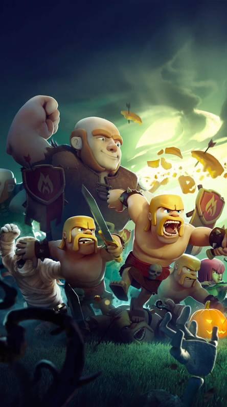 Clash of Clans Dark
