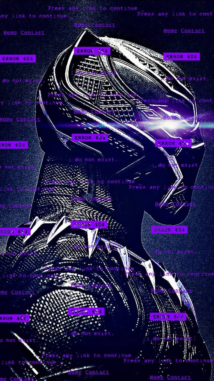 black panther wallpaper by asphas012