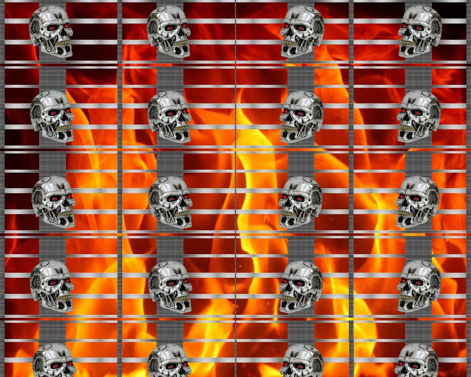 Skull Fire