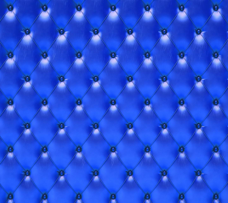 Blue Upholstery