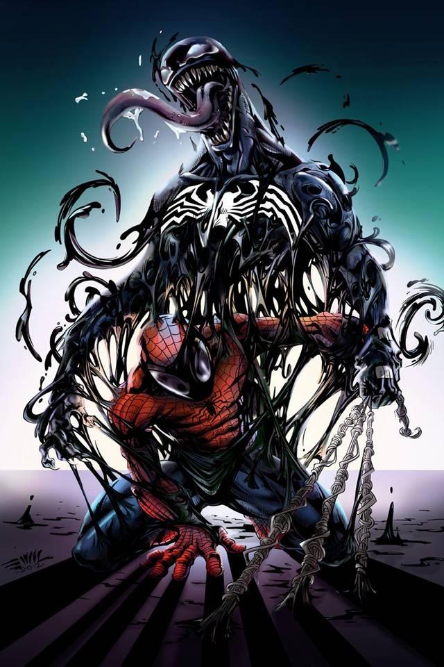 Spiderman Vs Venom Wallpaper By Rohan Desai 29 Free On Zedge