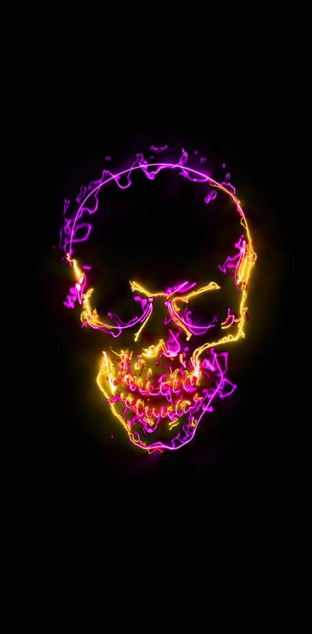 Skull of envy