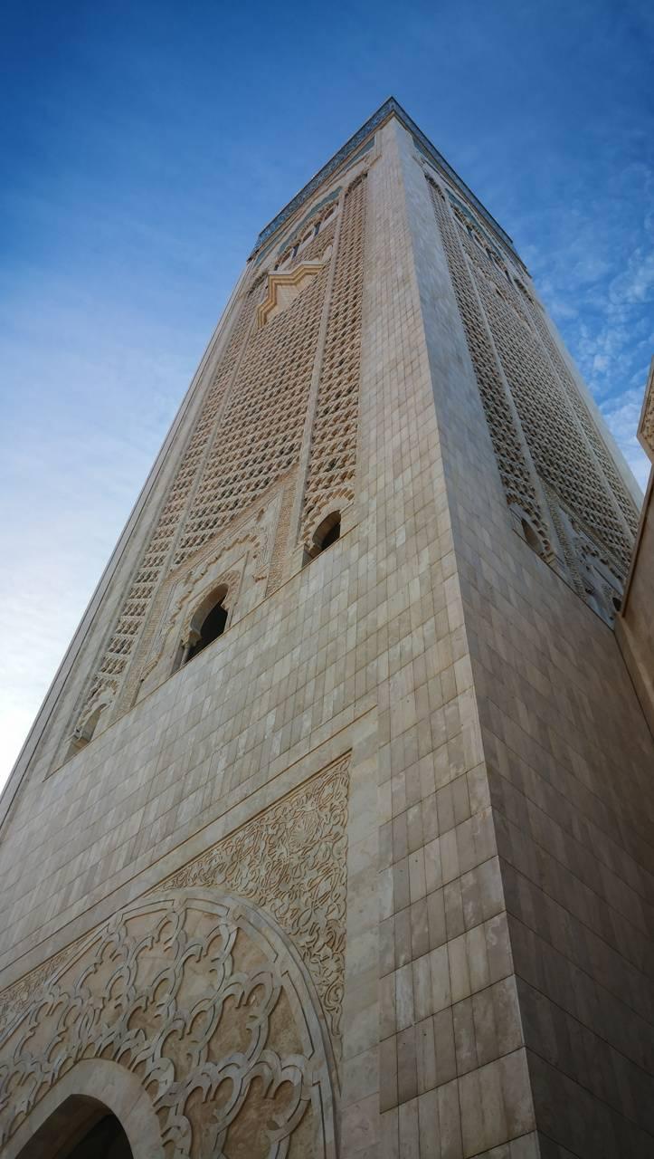 Hassan II Casa