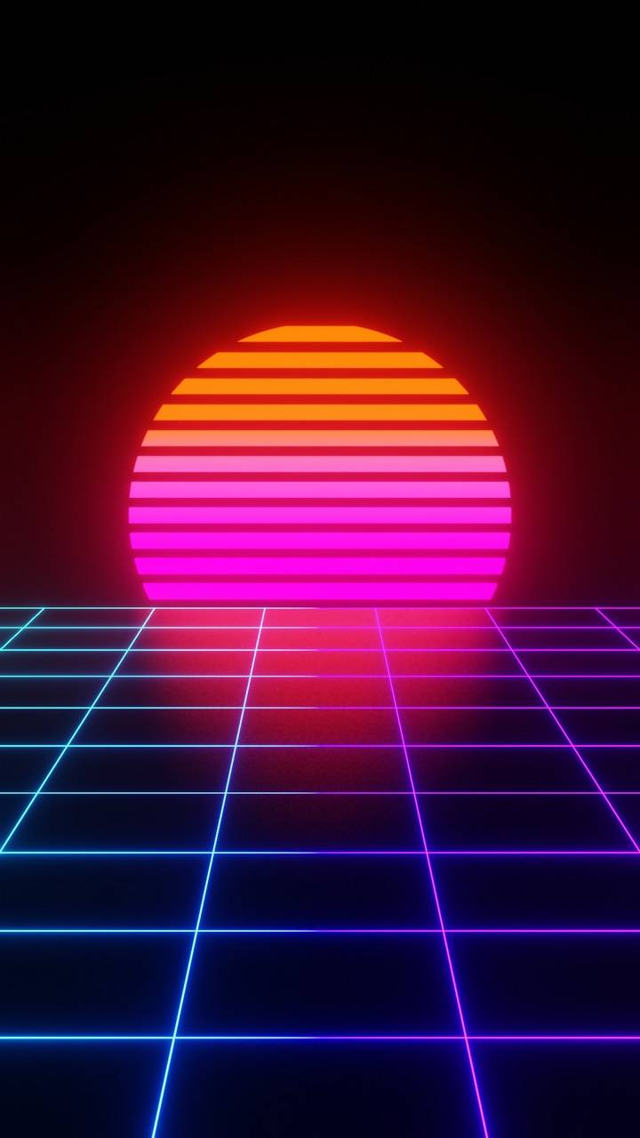 Neon Sunset Wallpaper By Mdawnforever 2c Free On Zedge