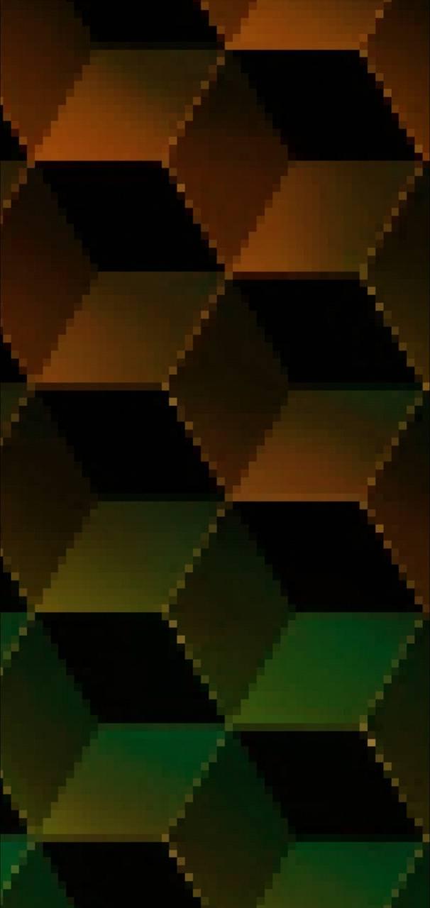 Hex pixels