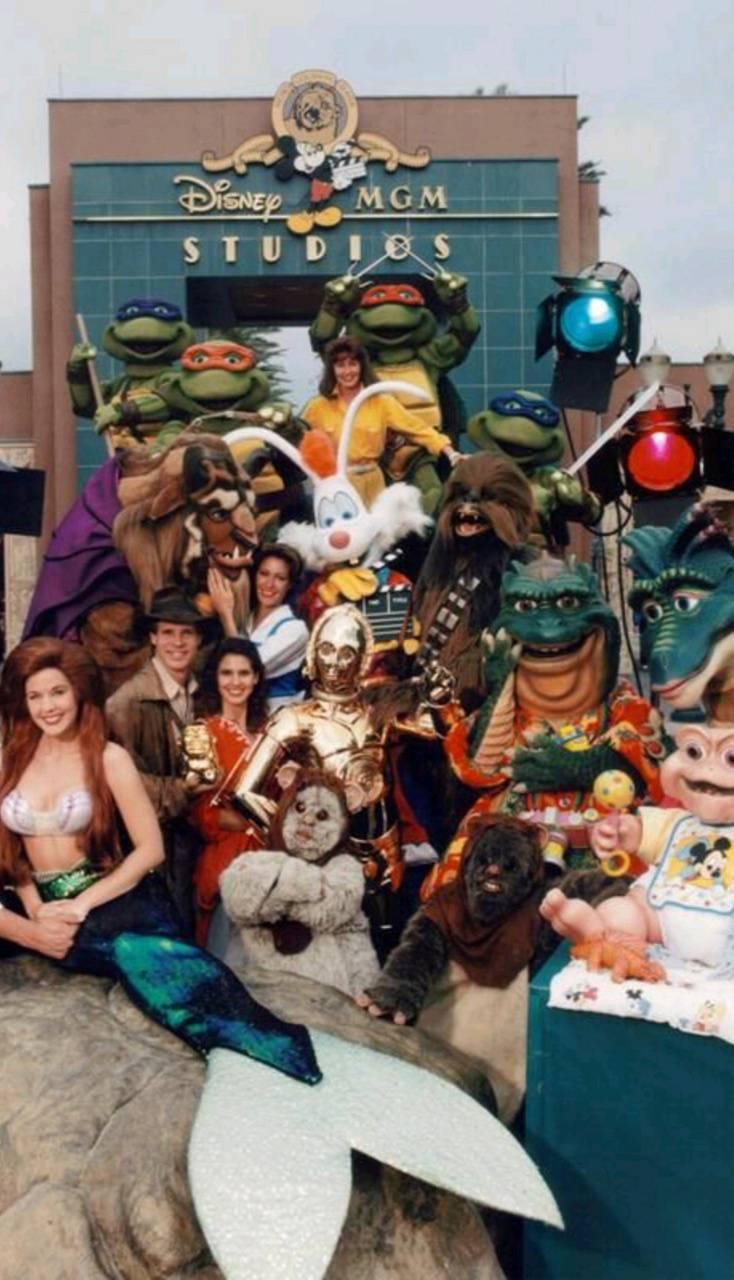 Old Disney