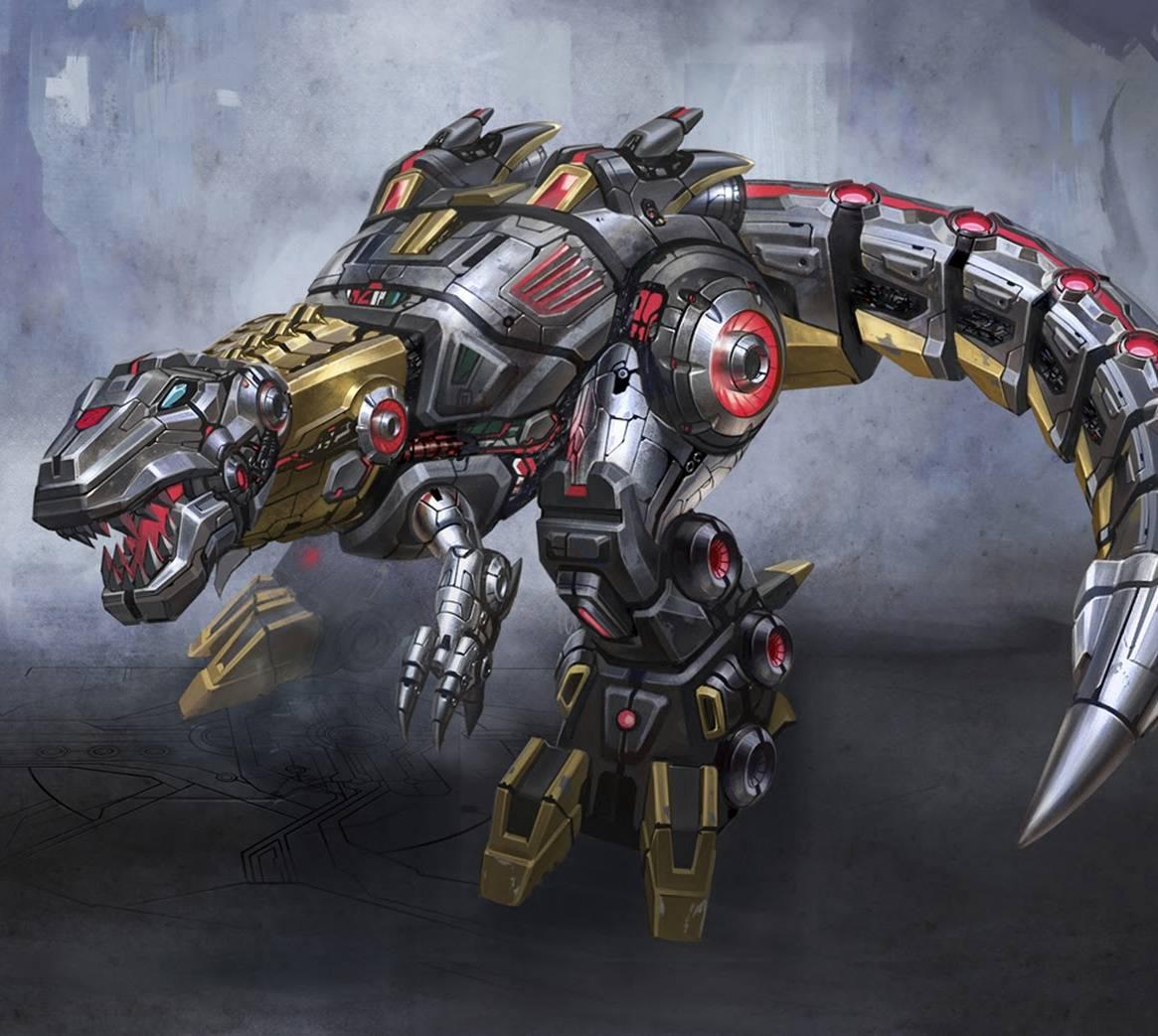 robosaur