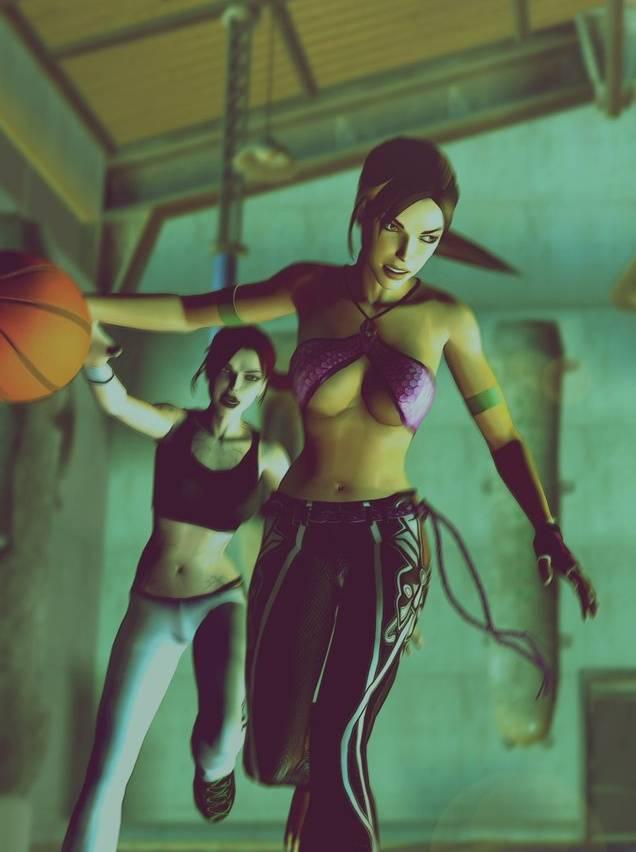Lara And Doppel