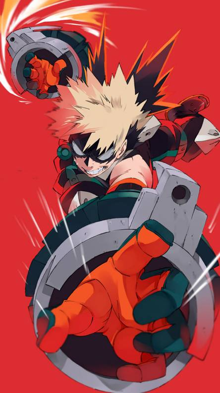 Bakugou Wallpapers Free By Zedge