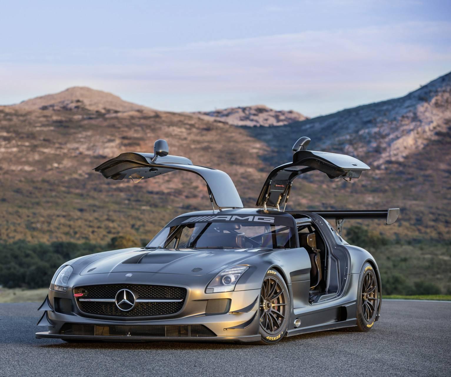 Mercedes Benz Sls