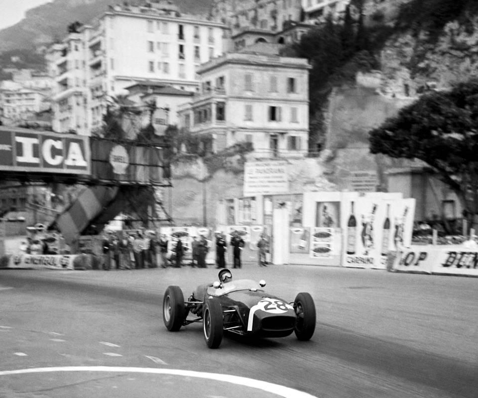 Stirling Moss Monaco