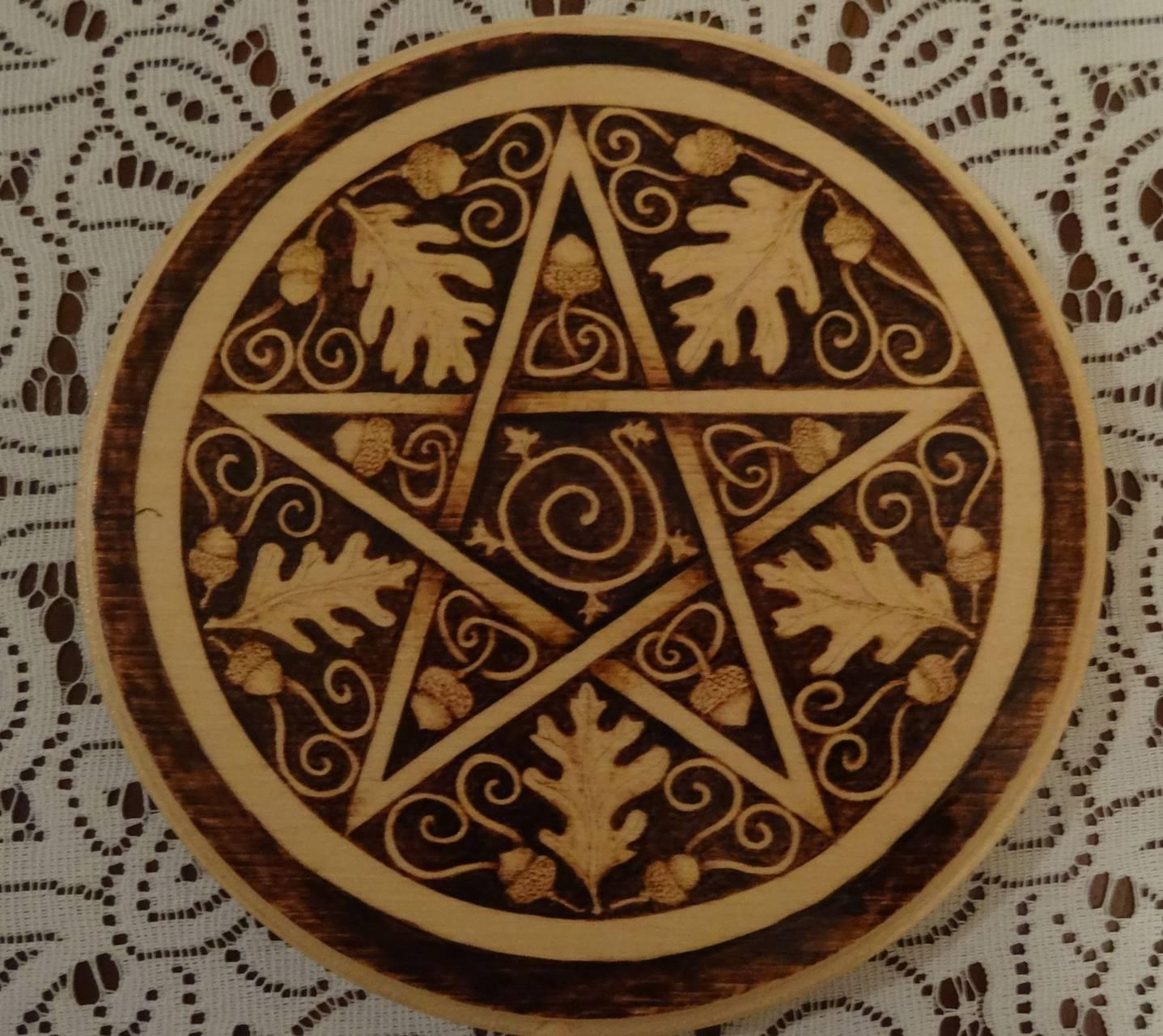 healing pentagram