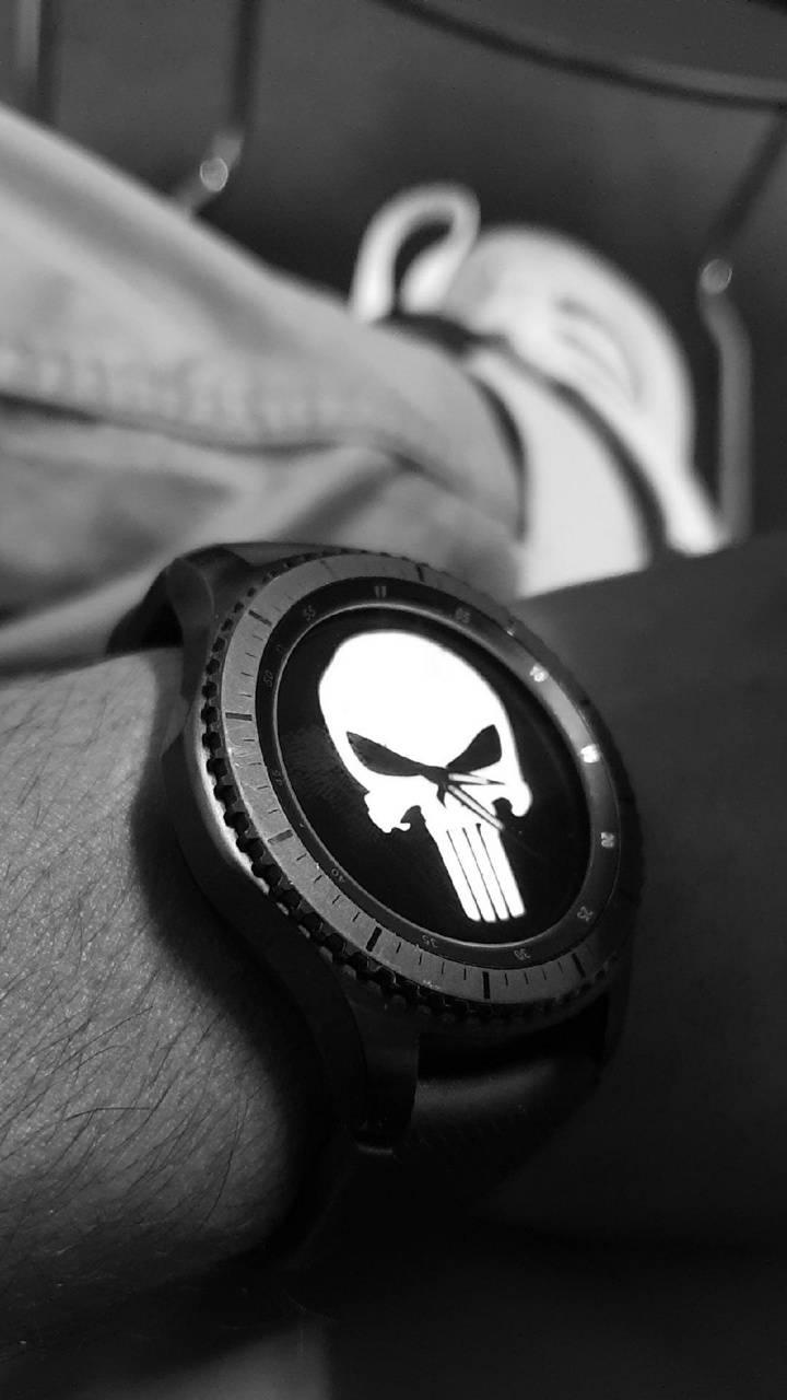 punisher watch