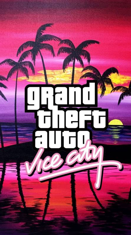 Gta Vice City Wallpapers Free By Zedge