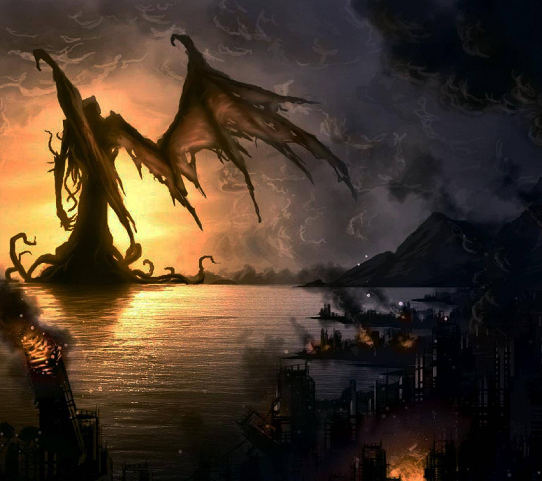 Cthulhu In Arkham