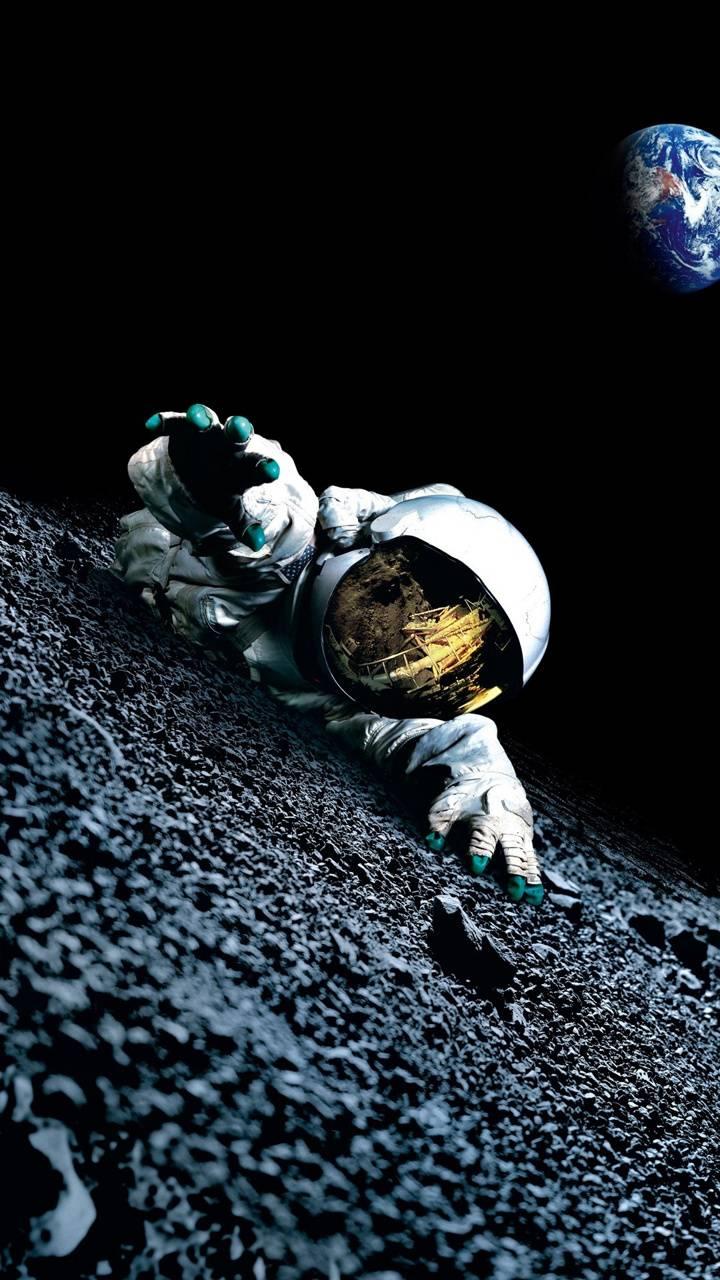 Apollo 18 Moon