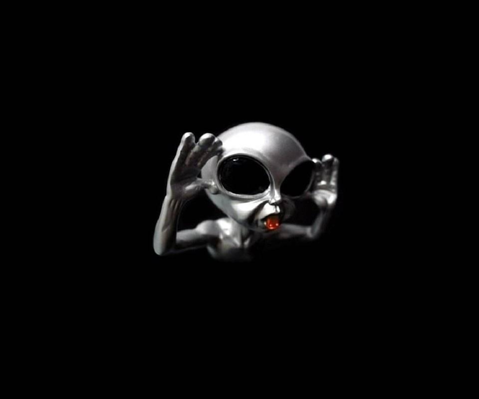 Peeka Boo Alien