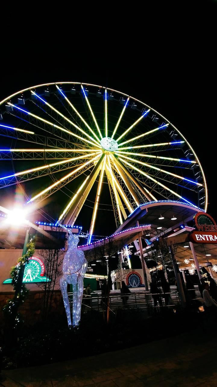 Ferris wheel 2019