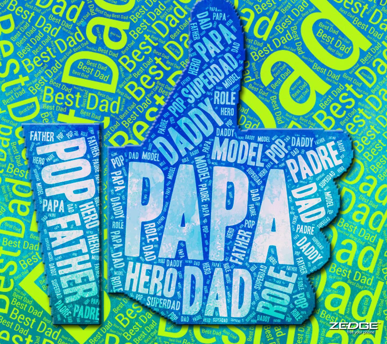 Papa Hero Dad