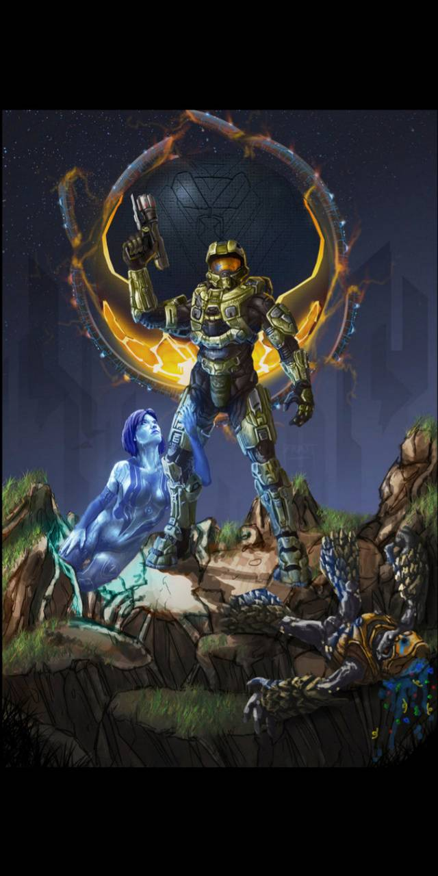 Master Chief Wallpaper By Deadweathe 64 Free On Zedge