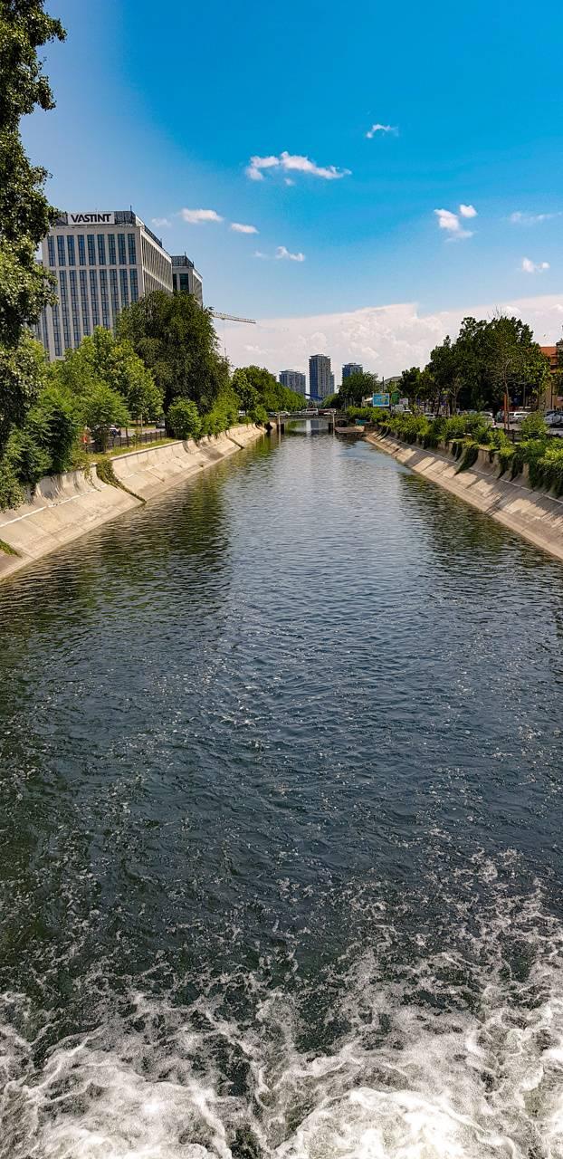 Dimbovita river