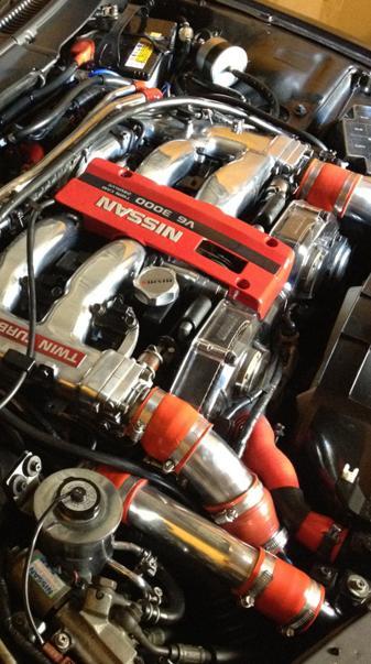 300zx engine